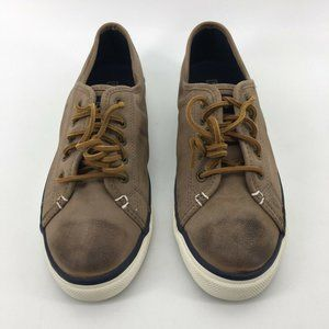 Sperry Top Sider Womens Seacoast Weathered Sneaker